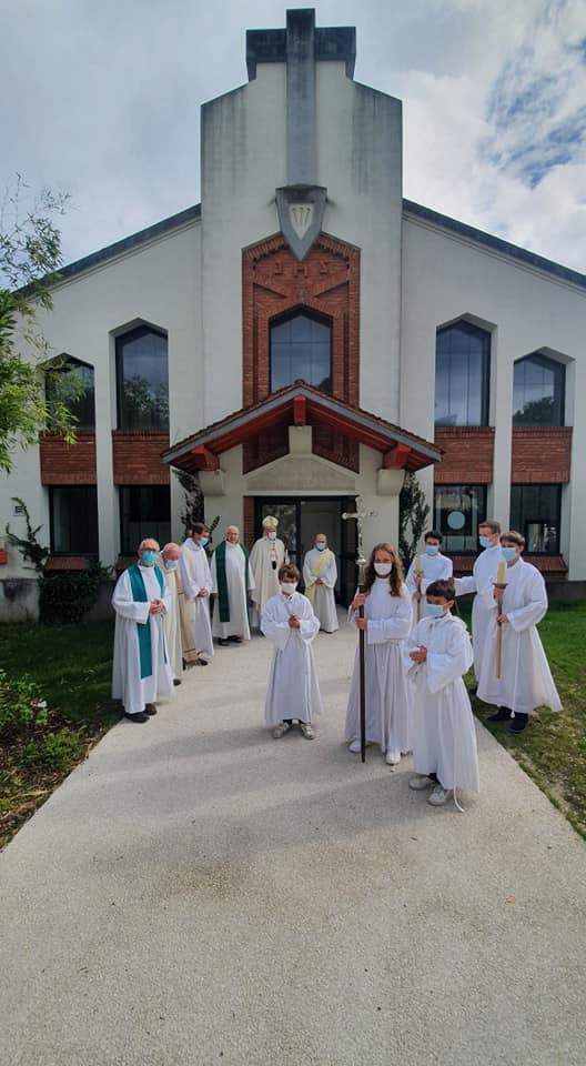 Inauguration et benediction nouvelle chapelle 22 juin 2021-1